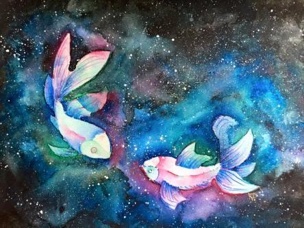 cosmic_knowledge_fish_by_meerkatie-daadynh